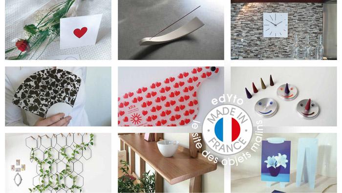 Objet malin et astucieux design fabriqué en France
